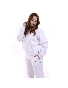 YSW Total White Hoodie