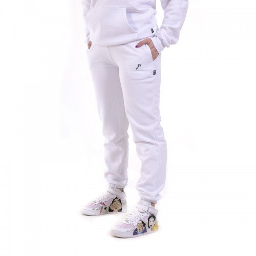 YSW Total White Sweatpants